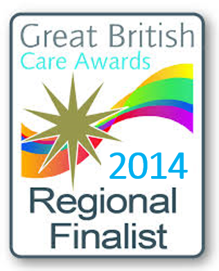 The Great British Care Awards 2014
