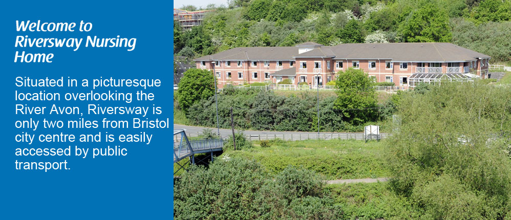 Situated in a picturesque location overlooking the river avon, riversway is only two miles from Bristol City Centre and is easily accessed by public transport