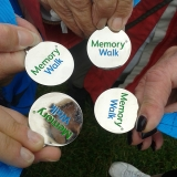 Walking for the memories