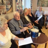 Musical therapy at Riversway
