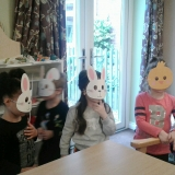 Easter visit to Riversway